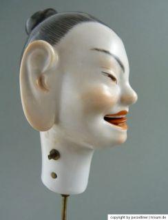 Meissen Figur Pagode 157 weiblich Wackelpagode Nodder Höhe 19cm 1