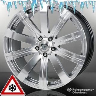 Lombartho LX Winter Alufelgen Felgen 18 Zoll 18 Ford Focus DA3 DB3