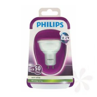 Philips LED Reflektor GU10 5W (50W) 2.700k