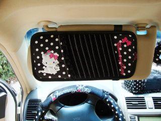 Neu Charmmy Kitty Auto Sonnenschutz Sonnenblende t009