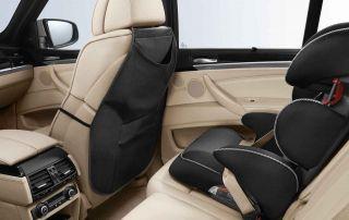 BMW Genuine Seat Back Rest Protection + Storage Pocket 82129408961
