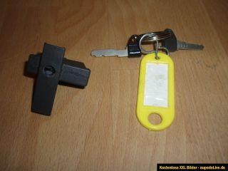 Post Telefon FeTAp 791 GbAnz 1 und ein Schloss für die TAE Dose mit