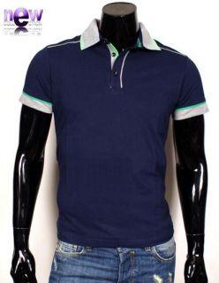 POLO Herren Hemd Größe M L XL XXL Slim Fit Neu G Shirt Star Style 3