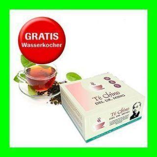 SONDERPREIS 50x Té CHINO WELLNESSTEE Te Chino Wellness Tee + gratis