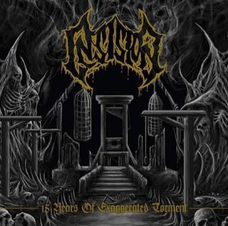 Insision   15 years of exaggerated torment
