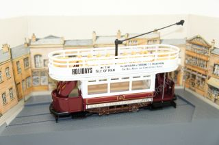 CORGI TRAMLINES D991/5 TRAMWAY BURTON & ASHBY LIGHT RAILWAYS AVEC SA