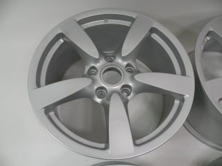 Porsche 911 Cayman S Felgen Rims Wheels 18