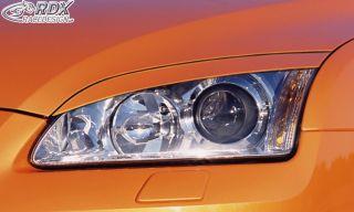 RDX Scheinwerferblenden Böser Blick Ford Focus 2