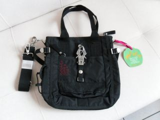 NEUe George Gina & Lucy Tasche GG&L SWEET SUSHI Black Pirate