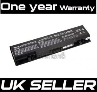 Battery for Dell Studio 1735 1737 PP31L KM973 Laptop UK