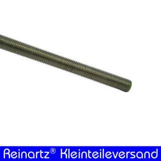 M6 Gewindestange v2a Edelstahl DIN 975 Gewindestangen