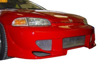Bad Beast Stoßstange Honda Civic Bj. 92 95 LoonyTuns