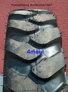 Bagger   Reifen Mobilbagger 11.00 20 Runderneuert inkl. Schlauch und