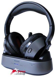 Philips SHC8535/10 Bügel Kopfhörer kabellose HIFI Kopfhörer °NEU