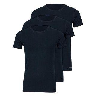 Tommy Hilfiger 3er Pack Rundhals Crew Neck T Shirts Tee S M L XL XXL
