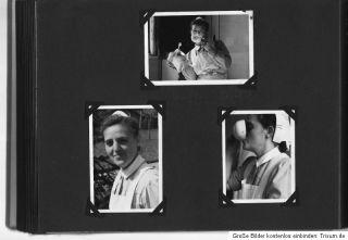 Fotoalbum Krankenschwester, Nurse , Schloss Ganz , Kyritz