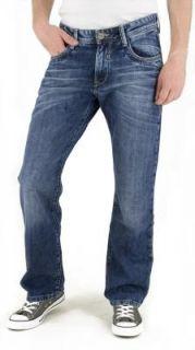 Cross Jeans Hose Antonio E160   321, mid blue
