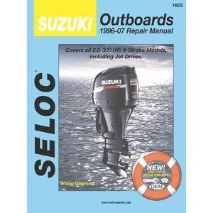 Stroke Outboard Engine Repair Manual, 1996 2007 Sports & Outdoors