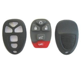 2007 CHEVROLET IMPALA REPLACEMENT KEYLESS ENTRY CASE & BUTTON PAD W