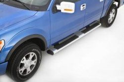 Lund 22368768 6 Oval Bent Running Boards 2007 2011 Chevrolet