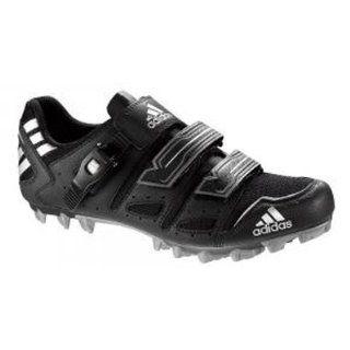 Adidas 2008 Razor Mountain Bike Shoe   Black/Metallic