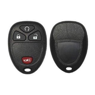2006 2009 Chevrolet HHR Keyless Entry Remote Key Fob (Shell and Pad No