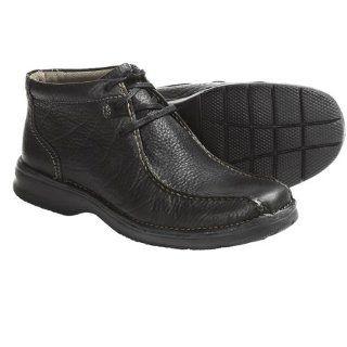 CLARKS GLASTONBURY BLACK MENS ANKLE BOOT Size 12M Shoes