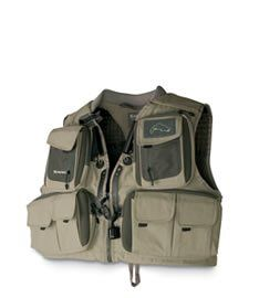 Simms G3 Fly Fishing Vest   Large   Gun Metal Sports