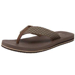 Sanuk Mens Yogi II Thong Sandal Shoes