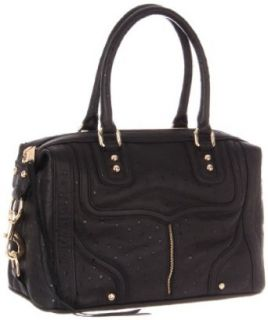 Rebecca Minkoff Mab Mini Bombe H339I24C Handbag,Black,One