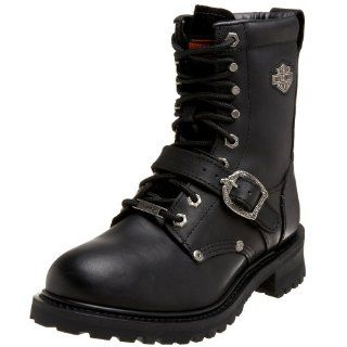 Harley Davidson Mens Faded Glory Boot,Black,8.5 M Shoes