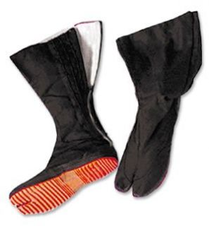 Ninja High Top Tabi Boots Size 07 to 13