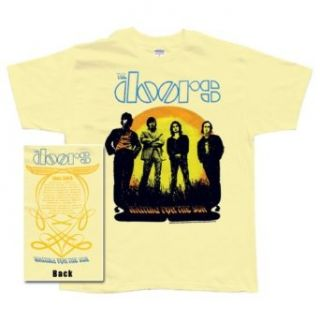 The Doors   Waiting For The Sun T Shirt   2X Large