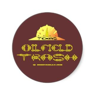 Oilfield Stickers, Oilfield Sticker Designs