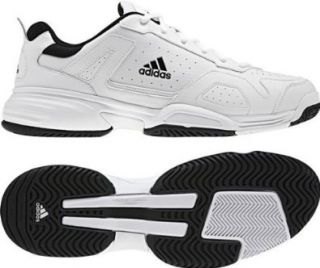 Adidas Ambition Logo VI Tennis Shoes   14.5   White Shoes