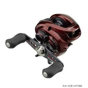 JAPANESE SHIMANO Baitcasting FISHING REEL Scorpion XT1000