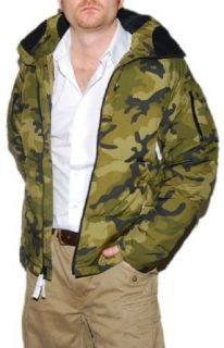 Polo Ralph Lauren Black Label Mens Camo Jacket Coat Large