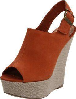Steve Madden Womens Wardenn Wedge Sandal Steve Madden Shoes
