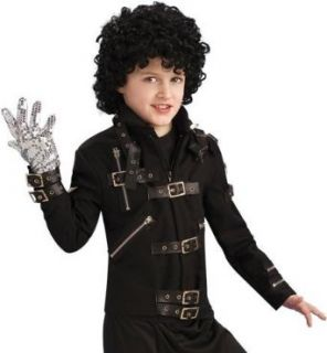 Deluxe Michael Jackson Bad Kids Jacket Clothing