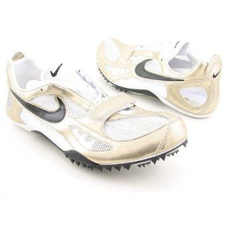 NIKE Zoom Lisista Gold Track Shoes Womens Size 11.5 Shoes