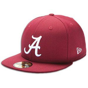 NCAA Alabama Crimson Tide College 59Fifty Sports