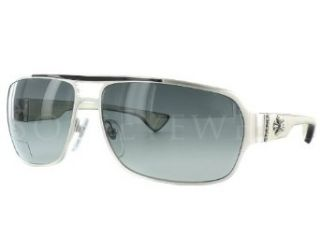 Chrome Hearts Mount Brushed Silver Sunglasses Clothing