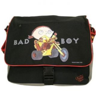 Family Guy   Bad Boys Messenger Bag Clothing