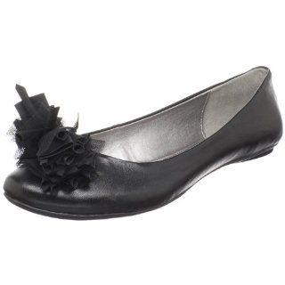 Cole REACTION Womens Lady Slip Ballet Flat,Black,11 M US Shoes