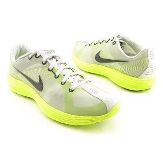 NIKE Lunaracer+ Gray Running Neon Green Shoes Mens 14 Shoes