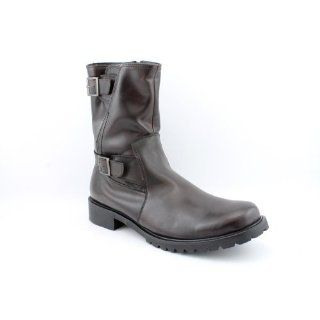 March To It Mens Size 13 Brown Fashion   Mid Calf Boots Shoes
