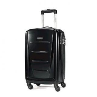 Samsonite Luggage Winfield 2 Spinner Bag, Black, 20 Inch