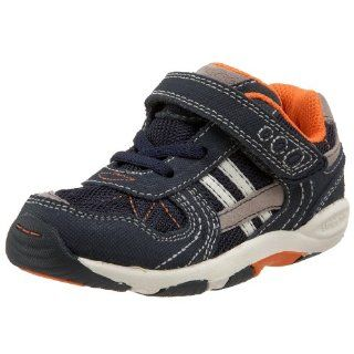 Rite Toddler Baby Rex First Walker,Navy/Pebble,4 W US Toddler Shoes