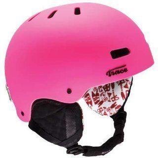 R.E.D. Trace Womens Ski snowboard Helmet Pink NEW size XL