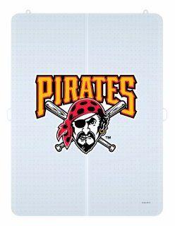 MLB Pittsburgh Pirates Logo Foldable Hard Floor Chairmat